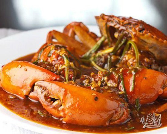 Straits : Singapore Chili Crab