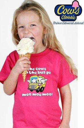 Cows Creamery : Loves our Icecream