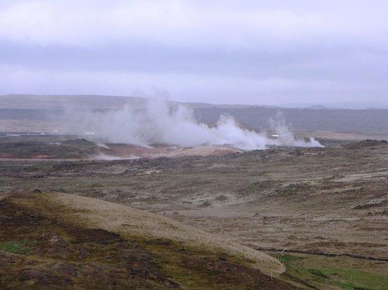 Gunnuhver Hot Springs: Thermalgebiet
