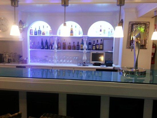 Curry Lounge: bar