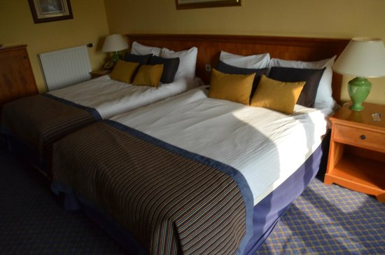 Carnoustie Golf Course Hotel: Beds