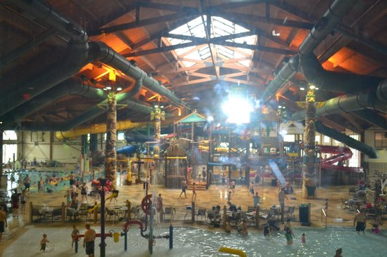 Great Wolf Lodge Kansas City: Water Park