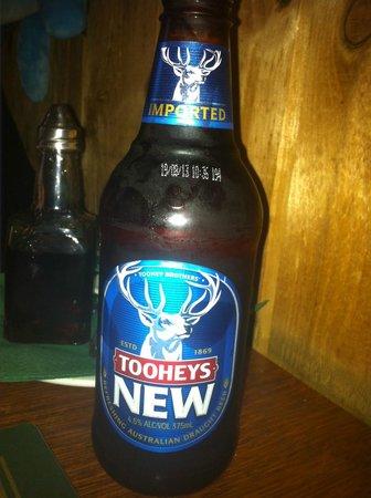 The Kookaba: Toohey's Beer