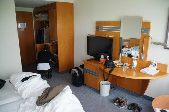 Wyndham Garden Dresden: Doppelzimmer / double room