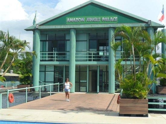亞馬遜叢林宮飯店照片