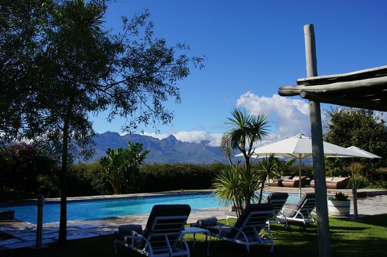 WedgeView Country House & Spa: Lovely pool area