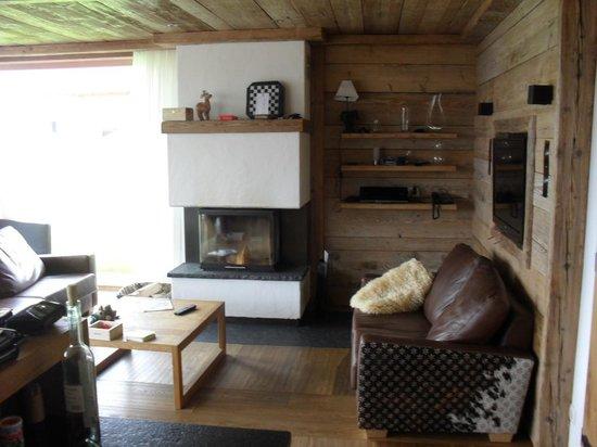 Maierl-Alm und Chalets: Wohnraum