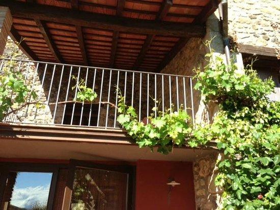 Hotel Cal Sastre: habitacion