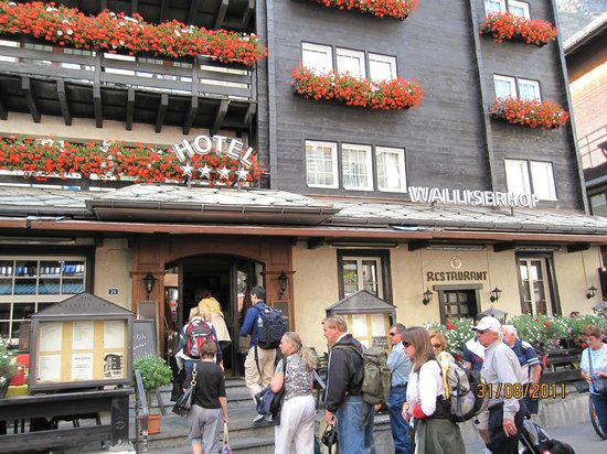 Hotel Walliserhof Zermatt: hotel 2
