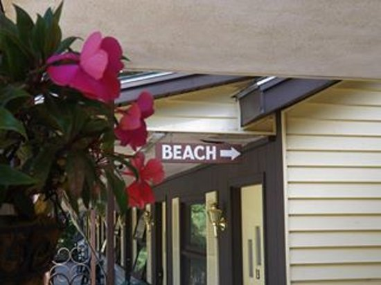 Boulders Motel & Cottages: Fun to be had by all