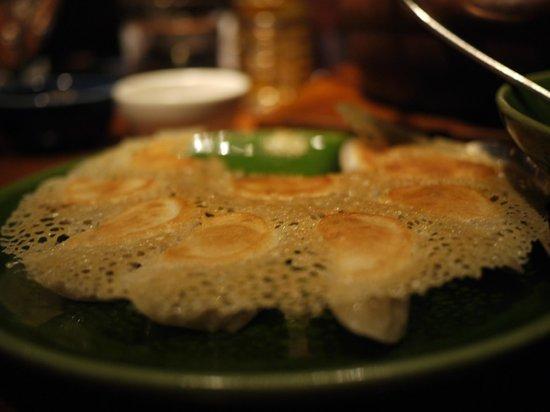 Beijing Kitchen At Grand Hyatt Macau: Dumplings.