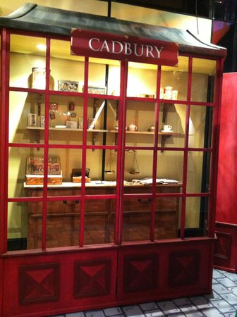 Cadbury World Tours and Cafe
