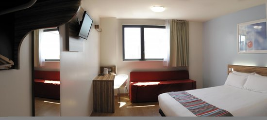 Travelodge Barcelona Poblenou : Family room