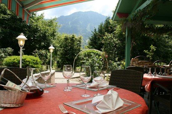 Restaurant Le Chalet Florimont
