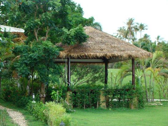 Samui Tonggad Resort: беседка для массажа