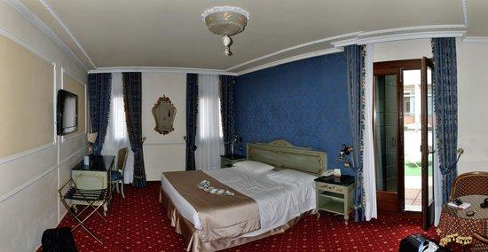 Hotel Violino d'Oro: Chambre 301