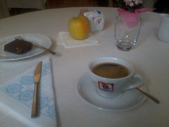 Hotel Ristorante Cima: un buon risveglio!!