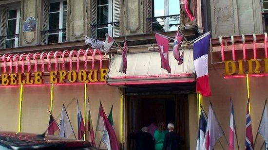 "Campanile Paris Est - Bobigny: Tawdry ""La Belle Epoque"" Nightclub"