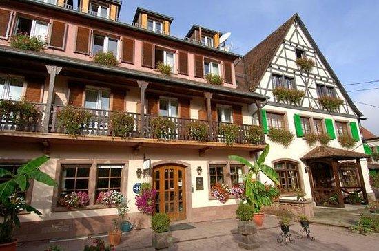 Silence Hotel Auberge Imsthal : facade 2