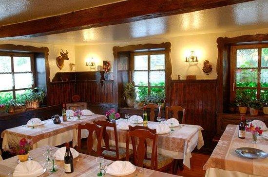 Silence Hotel Auberge Imsthal : restaurant