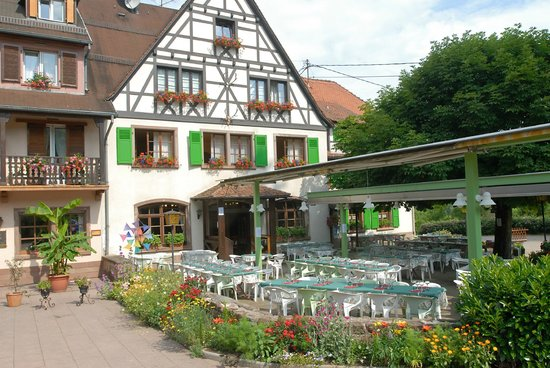 Silence Hotel Auberge Imsthal : facade