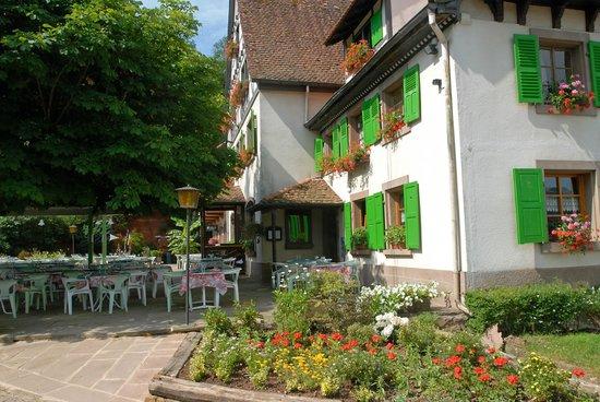 Silence Hotel Auberge Imsthal : exterieur