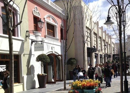 Las rozas village picture of las rozas village las - Nanos outlet las rozas ...