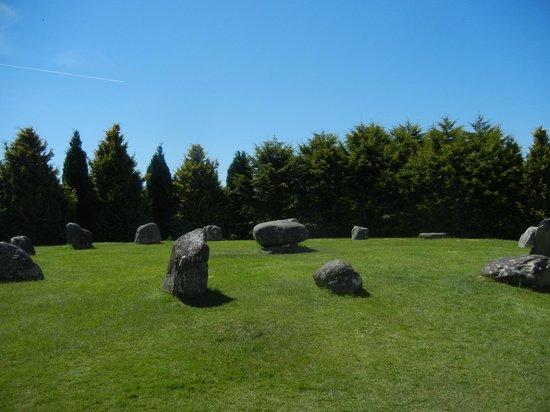 Stone Circle: Yep, stones