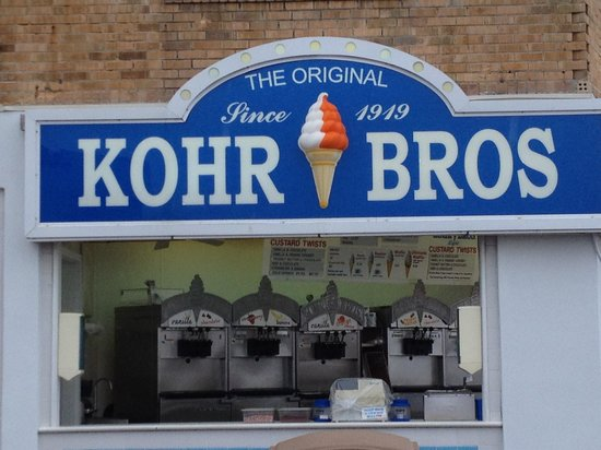 Kohr Brothers Frozen Custard: So good!