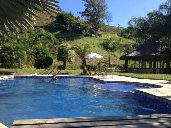 Reserva Aroeira : Piscina