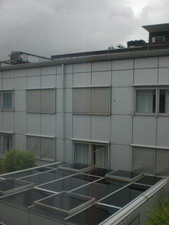 Ibis Graz: Aussicht vom Zimmer