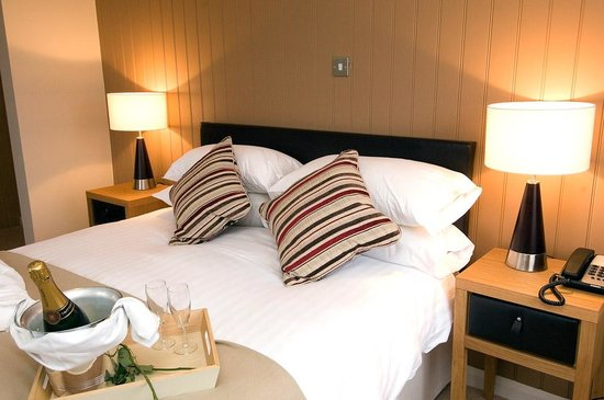 The White Swan : One of our rooms