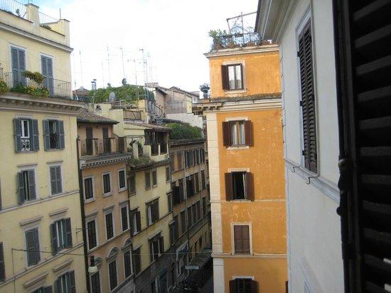 Hotel Azzurra: Streetview