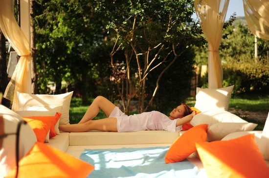 Vento Boutique Hotel: Quite place to sleep..