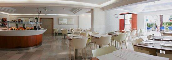 Hotel el Palmeral: comedor