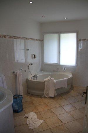 Hotel Shegara : Nice bath.