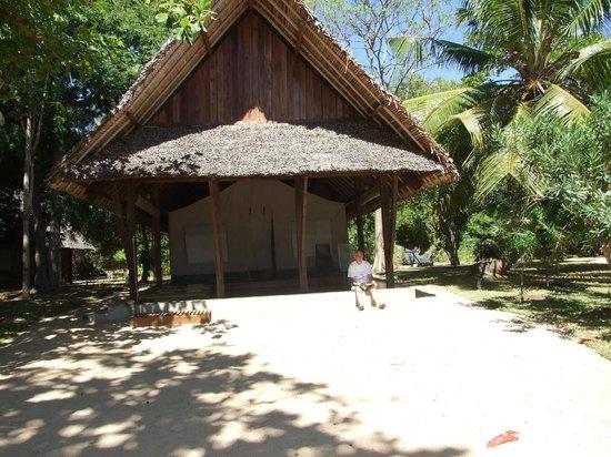 Eden Lodge: Un des 8 lodges.