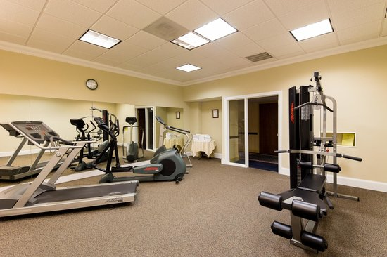 Old Colony Inn Alexandria: 24/7 Fitness Center