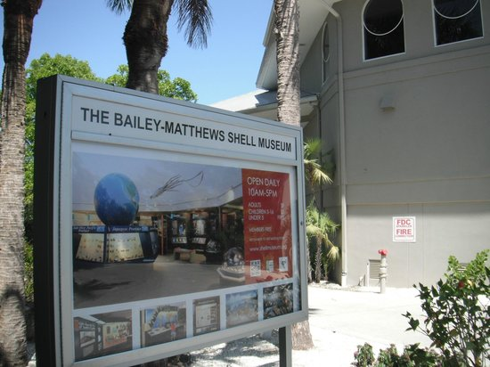 The Bailey-Matthews National Shell Museum: Bailey Matthews Shell Museum