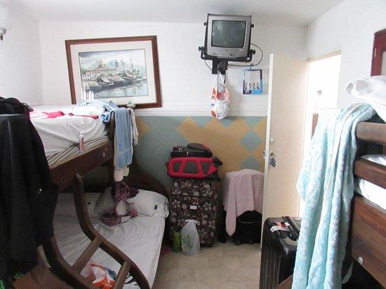 Hotel Marlin : habitacion