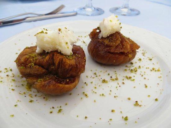 Sarnic Hotel Turkish Cooking Class: August 2012 - The desert!!!!