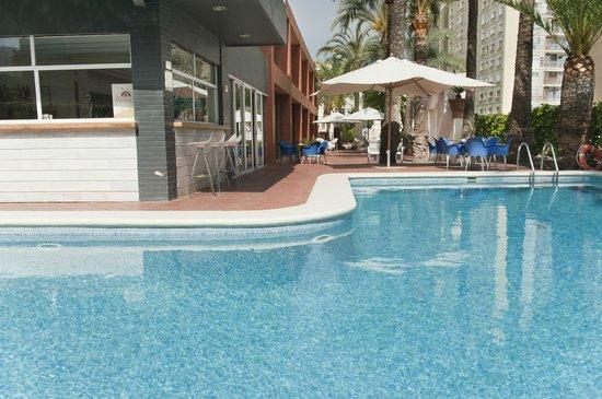 Hotel el Palmeral: piscina