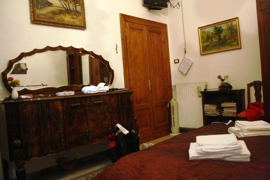 B&B Savoia : Room