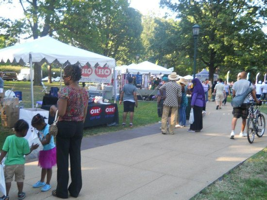 University Circle : Vendors and more