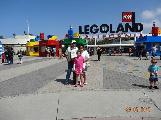 LEGOLAND Florida Resort: Entrada a Legoland
