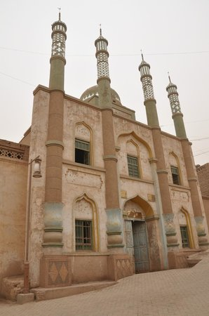 Grape Valley: Tuyoq's mosque