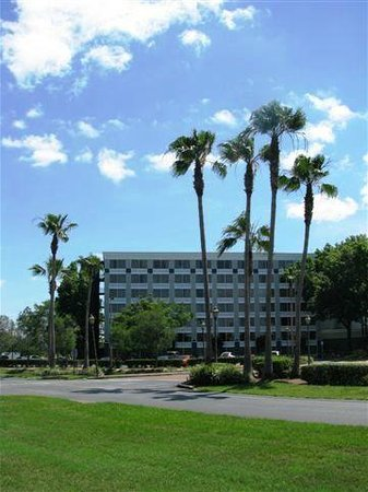 Park Inn by Radisson Resort & Conference Center Orlando: Exterior Road view