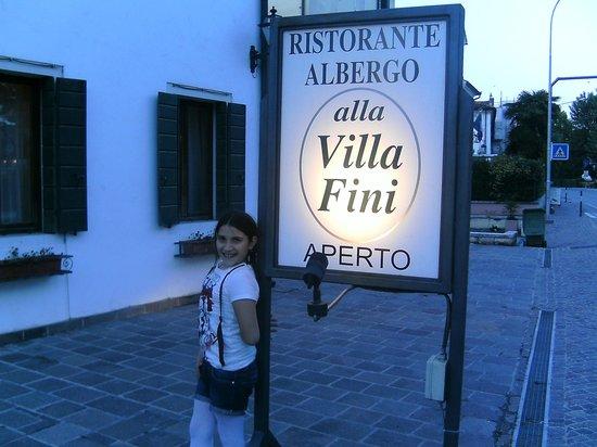 Alla Villa Fini: L'hotel