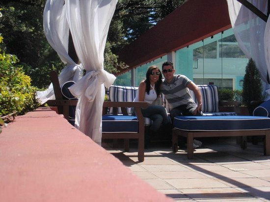 Hotel Continental Canela: Lounge