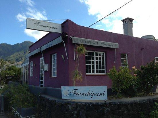 Restaurant Franchipani: Franchipani Restaurant